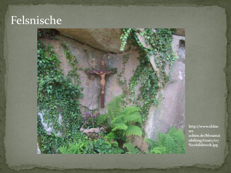 http://www.oldne ws- achim.de/Mountai nbiking/tour17/07 %20bildstock.jpg Felsnische