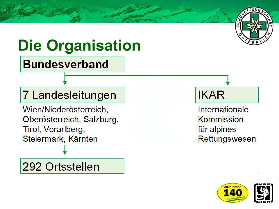 Österreichischer Bergrettungsdienst (ÖBRD) Rosenegger Straße 20 9020 Klagenfurt am Wörthersee Telefon: +43 463 502 888 E-Mail: oebrd@bergrettung.at www.kaernten.bergrettung.at Landesleitung Kärnten