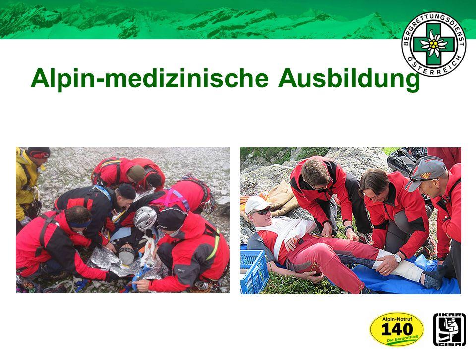 Alpin-medizinische Ausbildung