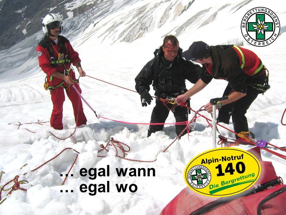 www.bergrettung.at/kaernten … egal wann … egal wo
