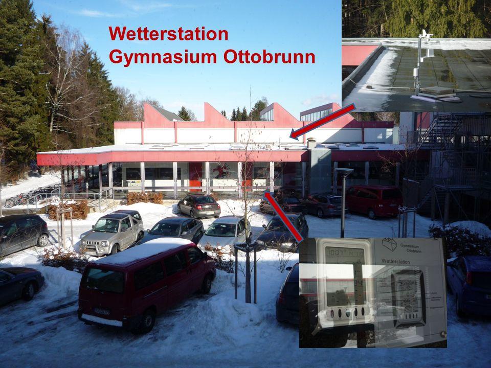Wetterstation Gymnasium Ottobrunn