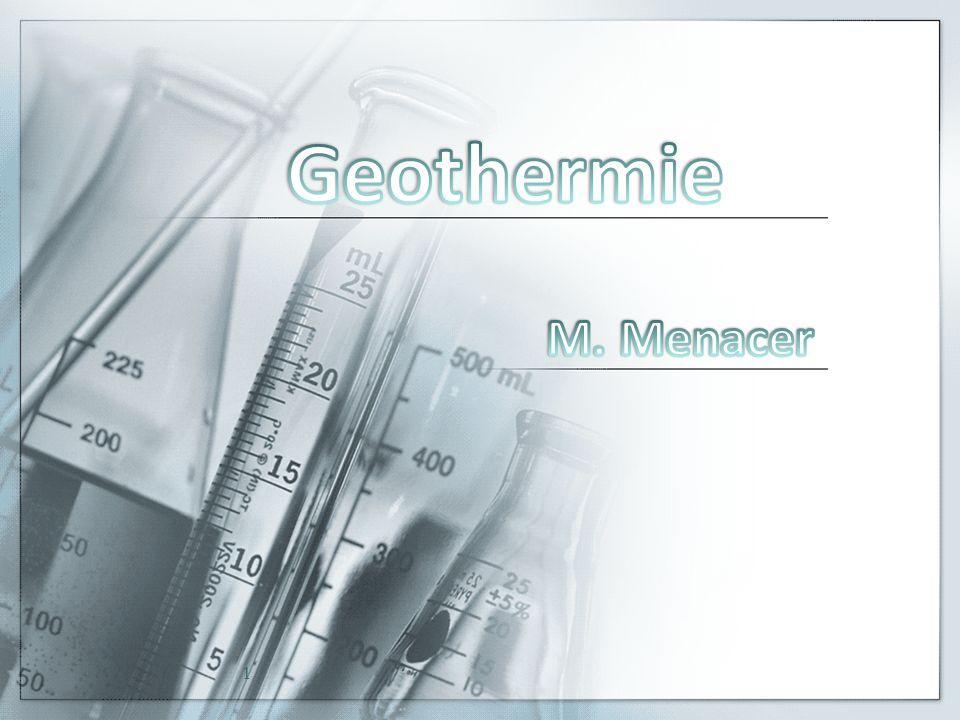 Gliederung 1.Was ist Geothermie.
