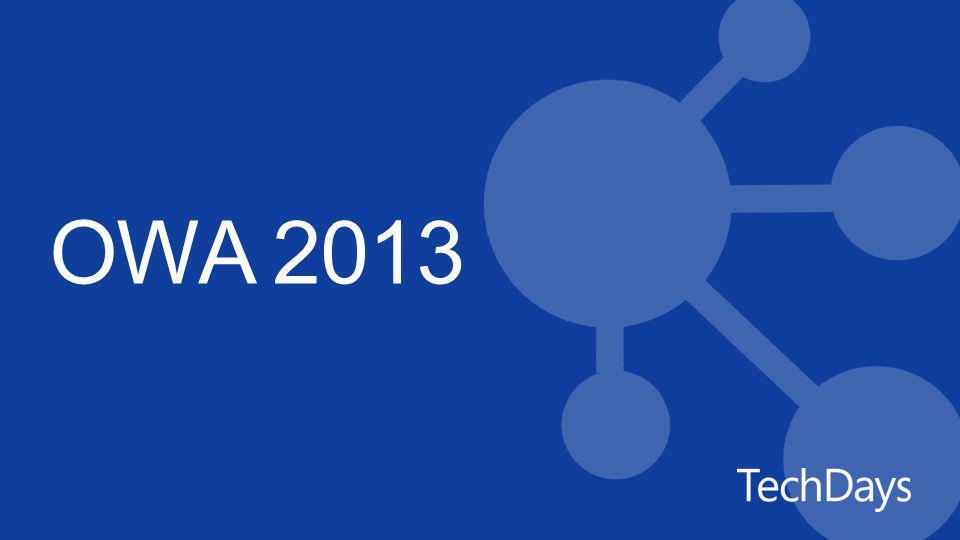 OWA 2013