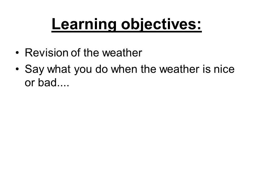 Wie ist das Wetter?Was mache ich? Es regnetIchsehe fern Wennesregnetseheichfern, commaverb