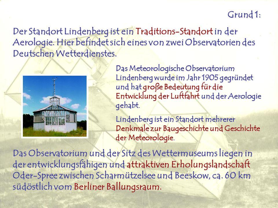 Lösungsansätze Problem Ausstellungsfläche Zweiter Lösungsansatz Details Ballonhalle 2 Radiosondeneichzentrale
