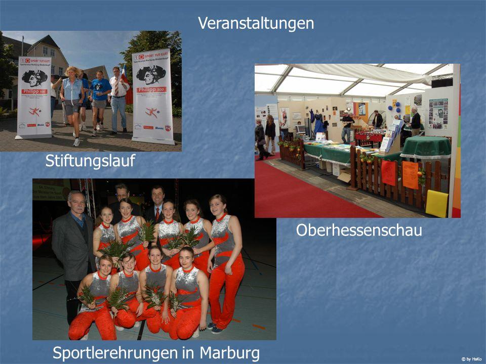 Veranstaltungen Oberhessenschau Sportlerehrungen in Marburg Stiftungslauf © by HaKo
