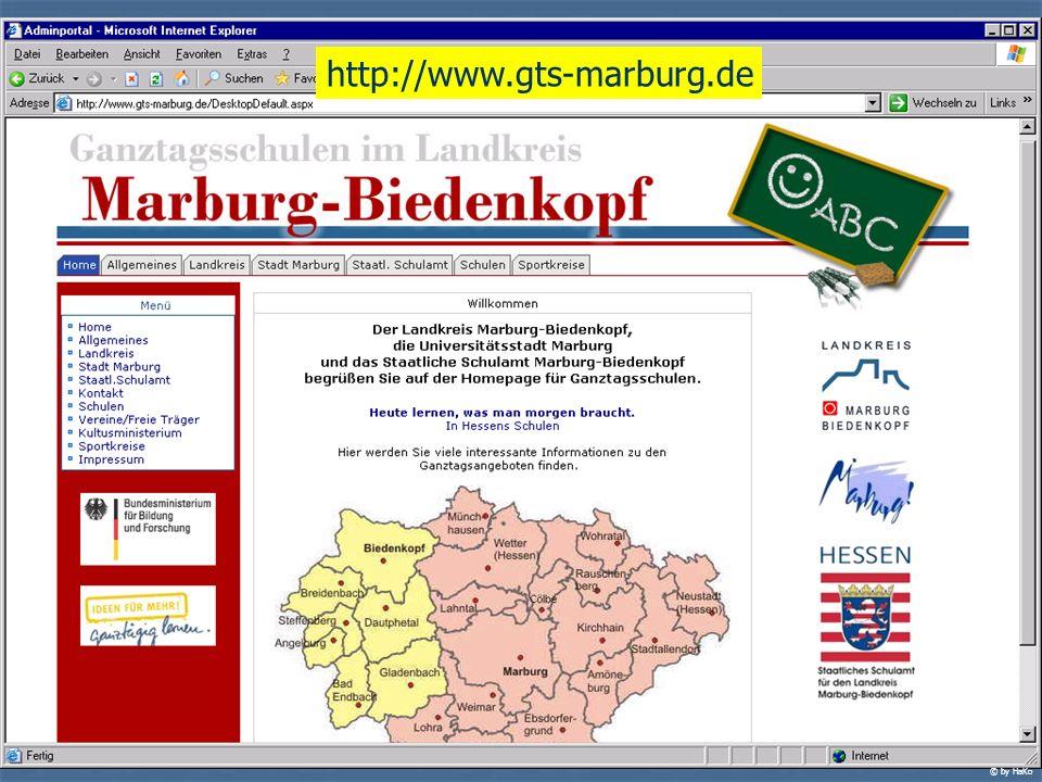 http://www.gts-marburg.de © by HaKo