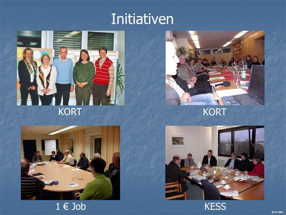 Initiativen KORT KESS1 Job © by HaKo