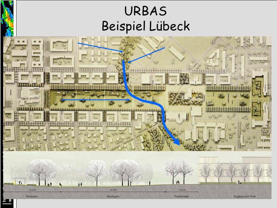 URBAS Beispiel Lübeck
