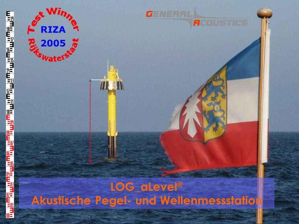 GENERAL ACOUSTICS © LOG_aLevel ® Akustische Pegel- und Wellenmessstation