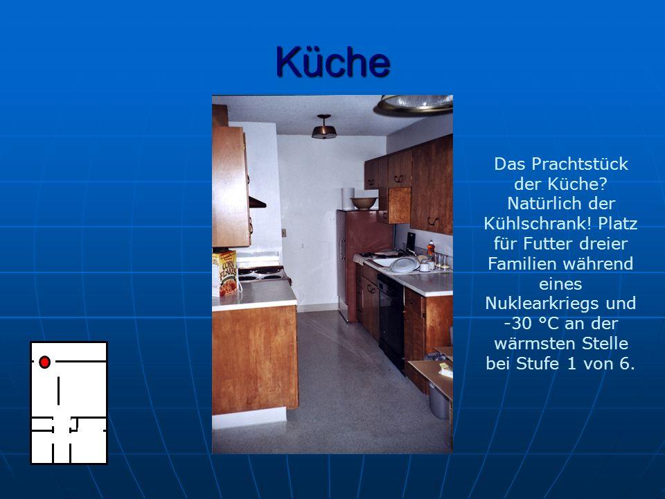 Küche Das Prachtstück der Küche. Natürlich der Kühlschrank.