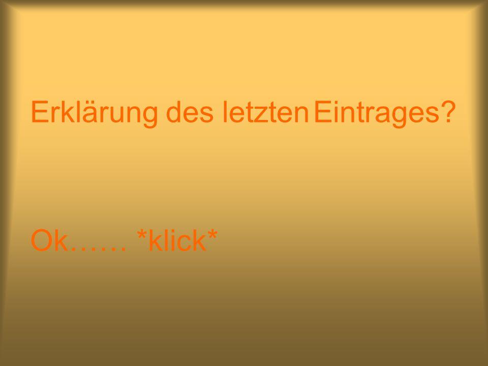 8.Eintrag Freitag, 12:20 Uhr, Balnearo 5-6 Gasteintrag von Volker Na andlich sind se da.