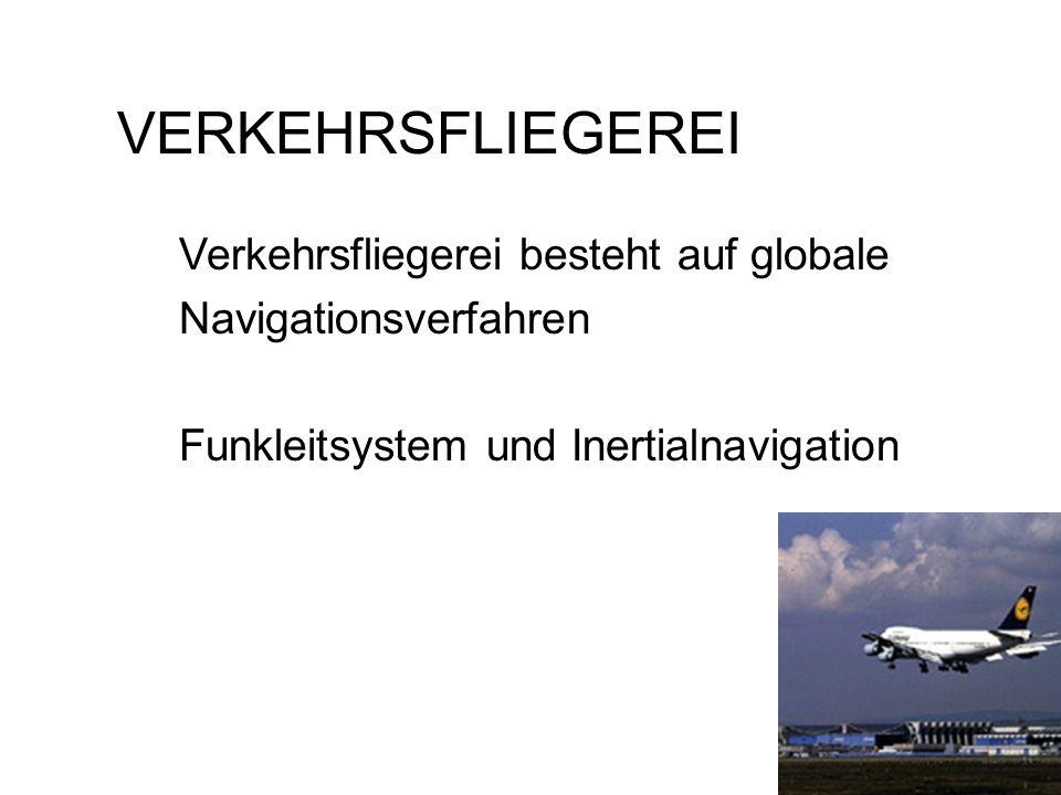 SAPOS IN DER LUFTFAHRT 3 Bereiche werden unterschieden Verkehrsfliegerei Allgemeine Luftfahrt Special Mission