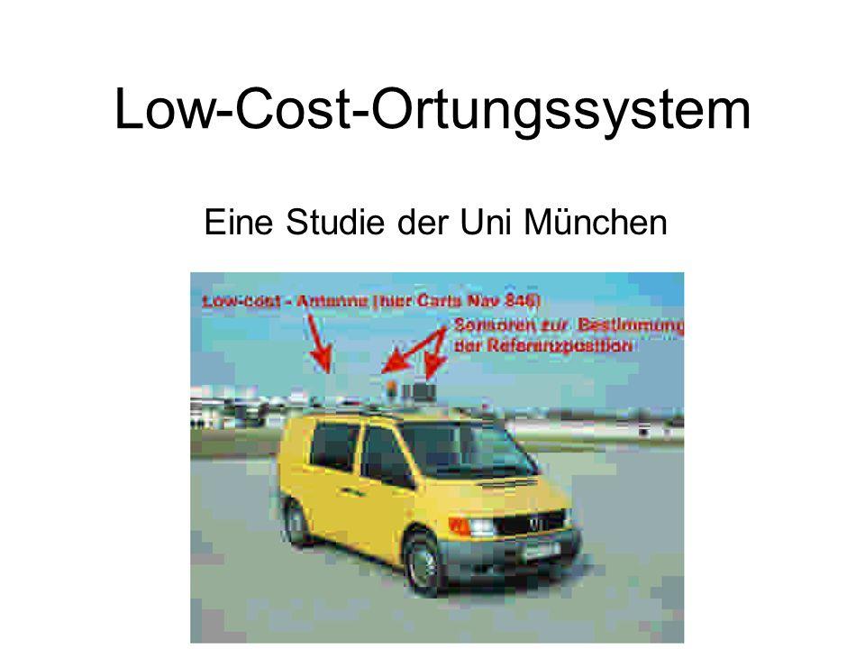 SAPOS in Fahrzeugen Fahrzeugortung und -navigation Positionsbestimmung von Zügen Landwirtschaft Baustellenfahrzeuge etc.