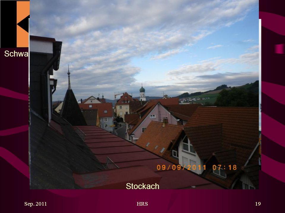 Schwabach Sep. 2011HRS19 Stockach