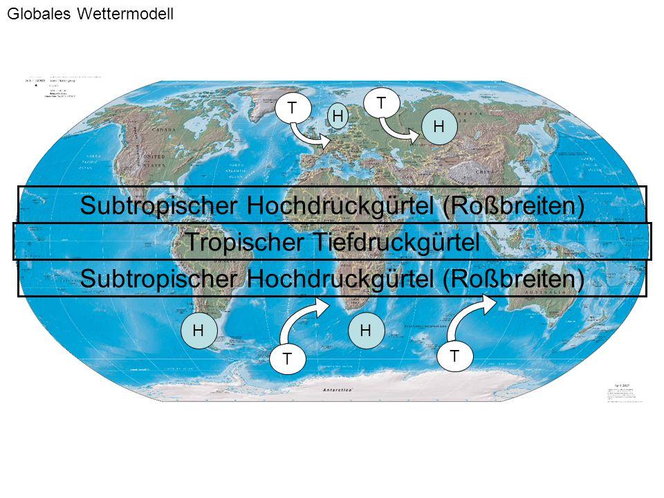 Höhe Abtrocknung Geringer Spread Temperatur steigt im Tagesgang Abtrocknung Temperatur/Feuchte