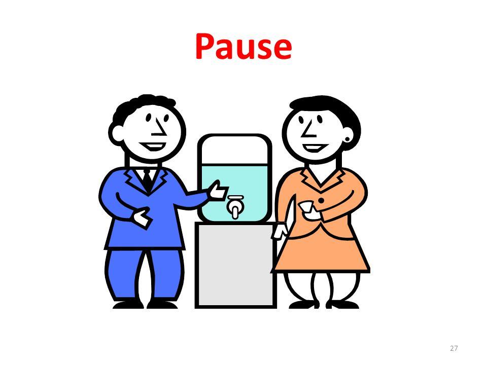 Pause 27