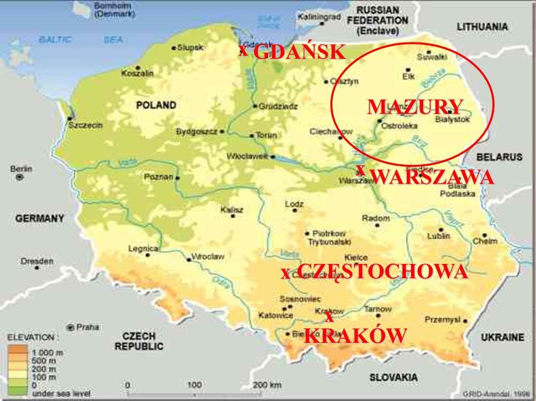 Szczecin und Toruń sind sehr malerische St ä dte auch!