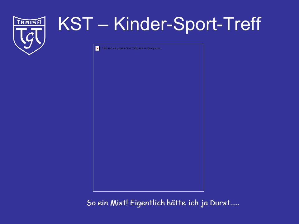 KST – Kinder-Sport-Treff Trampolin ist einfach das Größte!