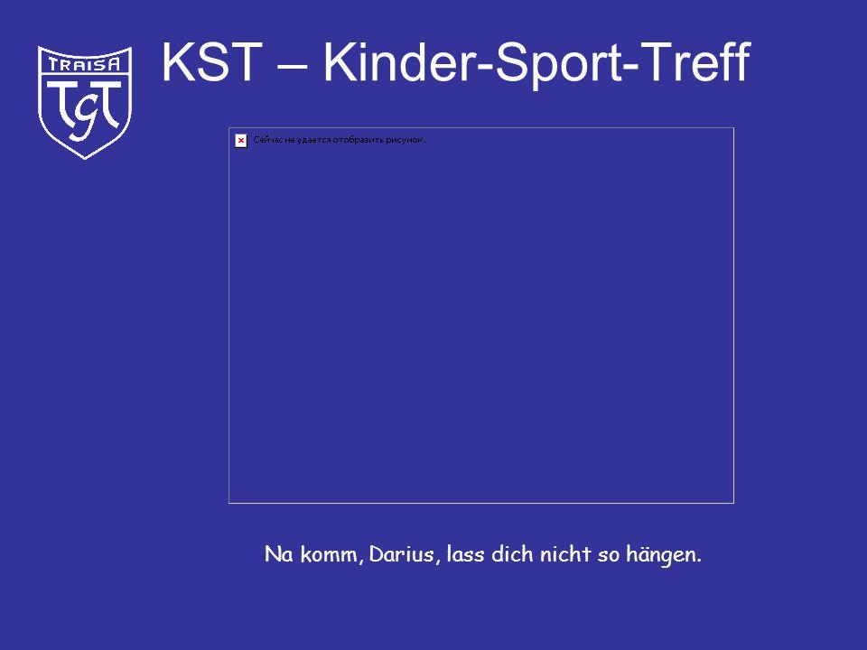 KST – Kinder-Sport-Treff Forscher unter sich: Hast du was gefunden?