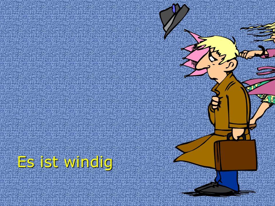 Das Wetter Wie ist das Wetter heute?