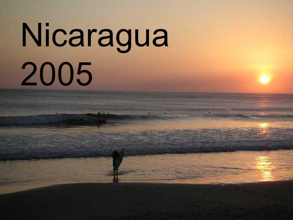 Nicaragua 2005