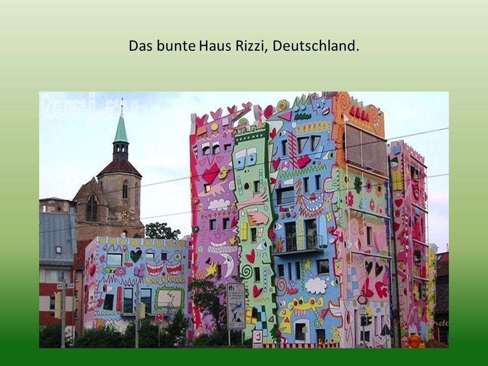 Das bunte Haus Rizzi, Deutschland.