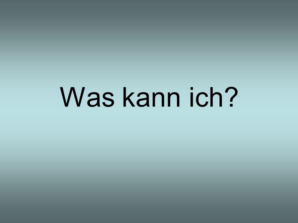 Wie lernen wir Deutsch?