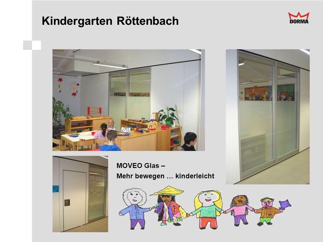 Kindergarten Röttenbach MOVEO Glas – Mehr bewegen … kinderleicht