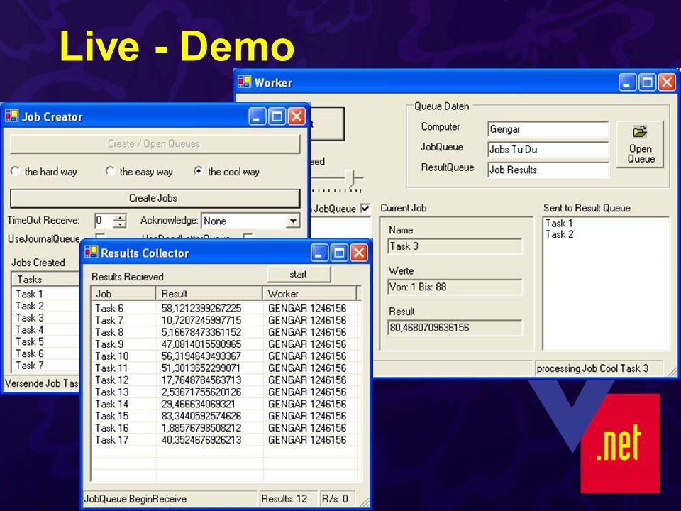 Live - Demo