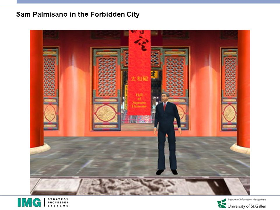 Sam Palmisano in the Forbidden City