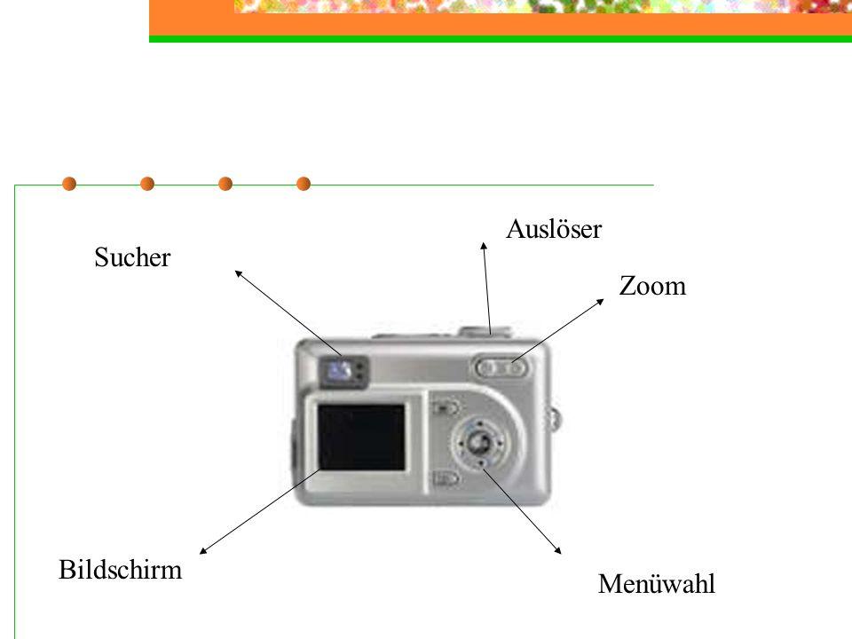Digitale Kamera, zeichnet Fotos digital, d.h.