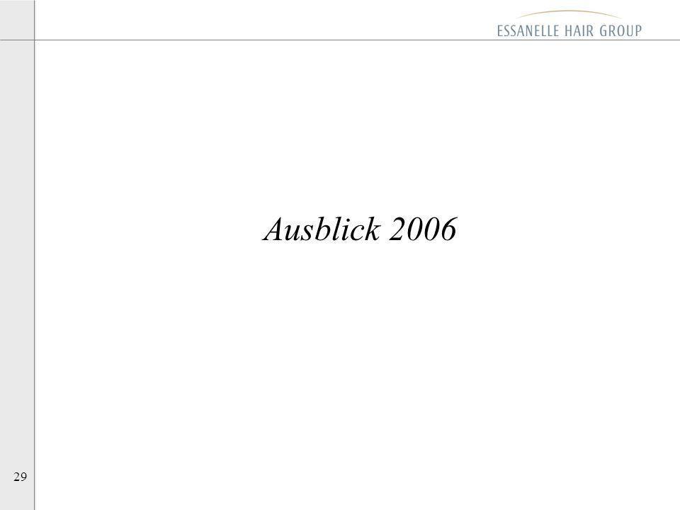 29 Ausblick 2006