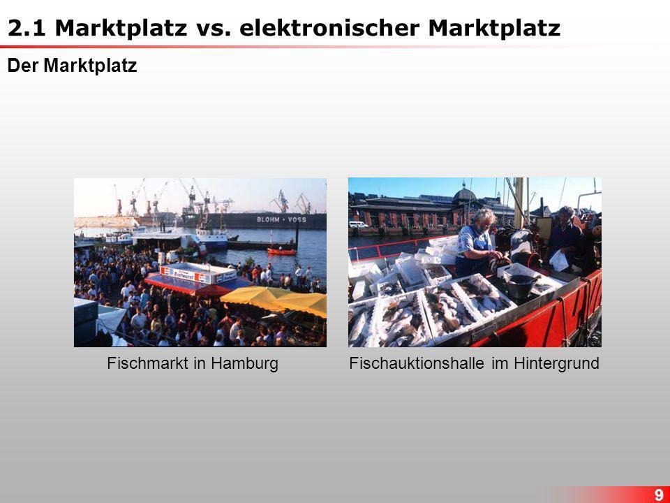 9 Fischmarkt in Hamburg Fischauktionshalle im Hintergrund 2.1 Marktplatz vs.