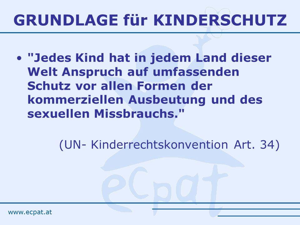 GRUNDLAGE für KINDERSCHUTZ