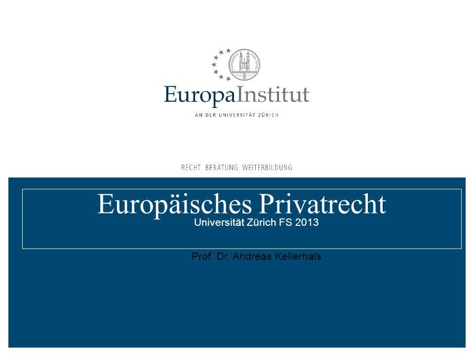 2. EU-Wettbewerbsrecht I
