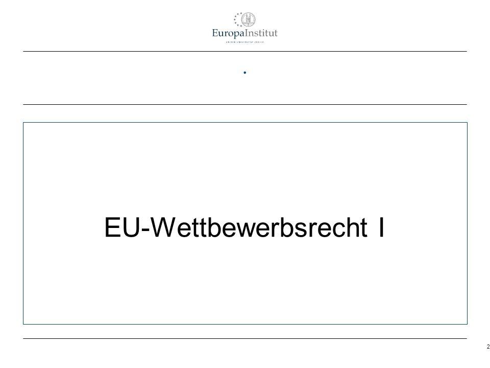 3 EU-Wettbewerbsrecht > Wettbewerbsorientierung für die EU seit Gründung von zentraler Wichtigkeit > Explizite marktwirtschaftliche Orientierung mit System eines freien Wettbewerbs erst im Verlauf der Entwicklung (Maastricht, früher Art.