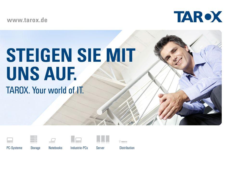 Trend Line Stufe I: TAROX Fachhandelspartner beinhaltet Vertrieb & Marketing der TAROX – Produkte Stufe II: TAROX Servicepartner beinhaltet Servicedienstleistungen für die TAROX NB/PC Produkte Stufe III: TAROX Premium-Partner beinhaltet Stufe I, Stufe II und Service für die TAROX ParX Server Produkte TAROX Partnerprogramme Optimale Unterstützung 07.03.2014Partner |22