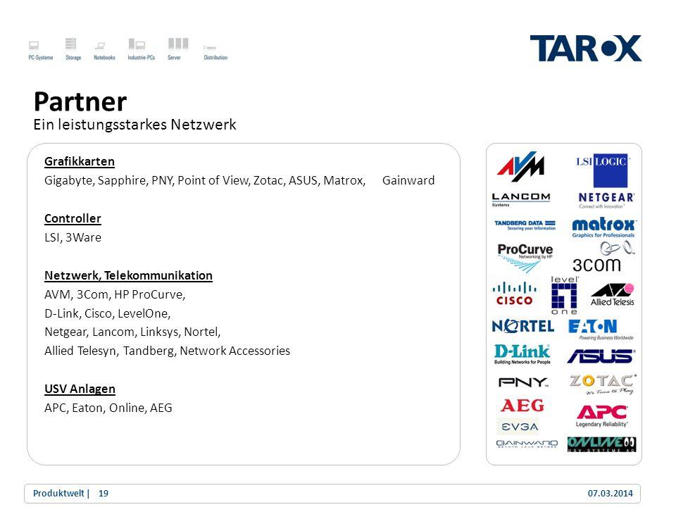 Trend Line Grafikkarten Gigabyte, Sapphire, PNY, Point of View, Zotac, ASUS, Matrox, Gainward Controller LSI, 3Ware Netzwerk, Telekommunikation AVM, 3