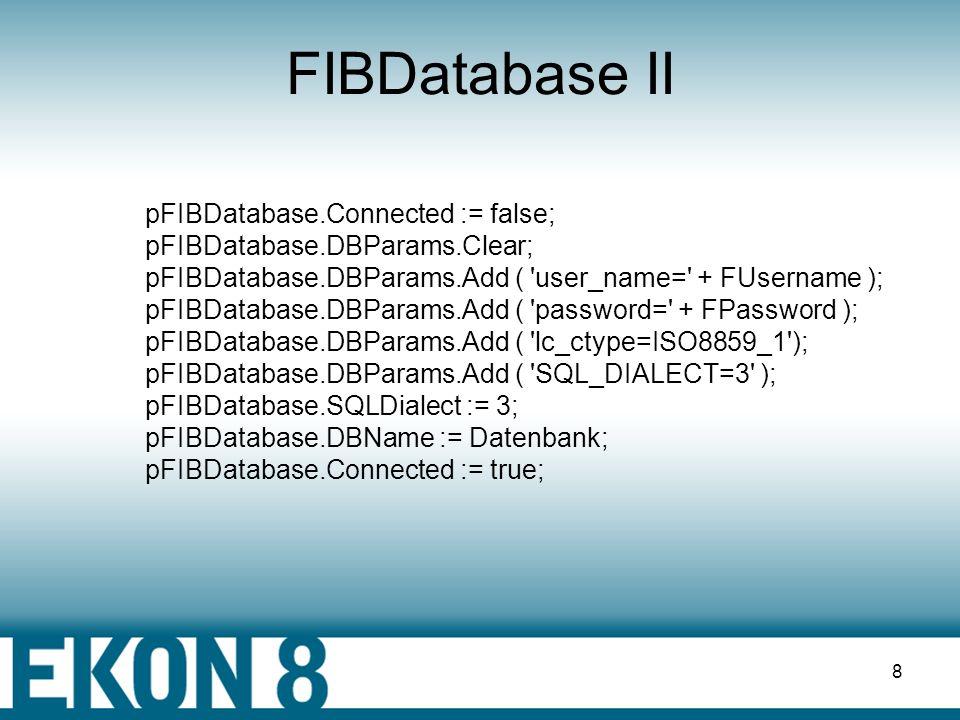 7 FIBDatabase I