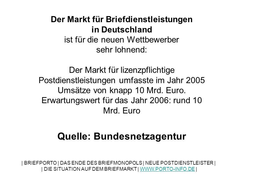 Beispiel: Der Axel Springer Verlag ist mit seiner Beteiligung an der PIN-Group finanziell sehr groß in das Briefgeschäft eingestiegen.