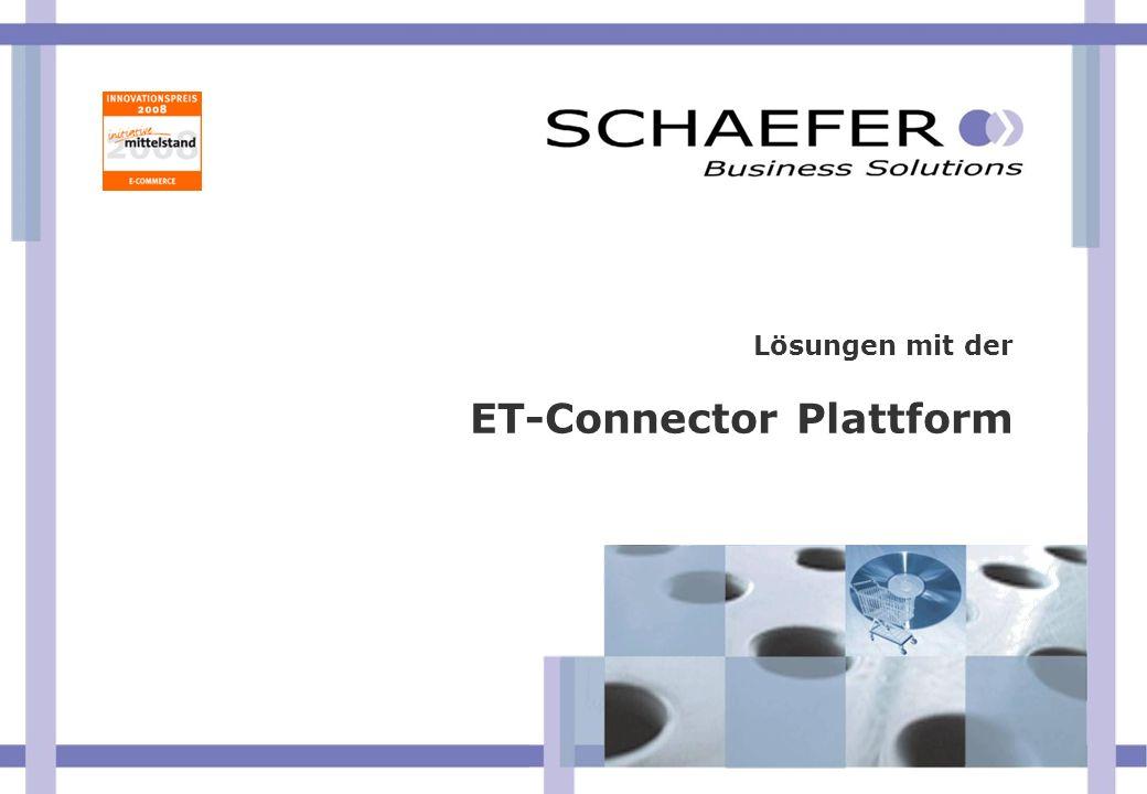 Folie 12 Lösungsszenario: SAP-Anbindung SAP ® -Anbindung über Business-Connector ®, XI ® oder JCo ® möglich
