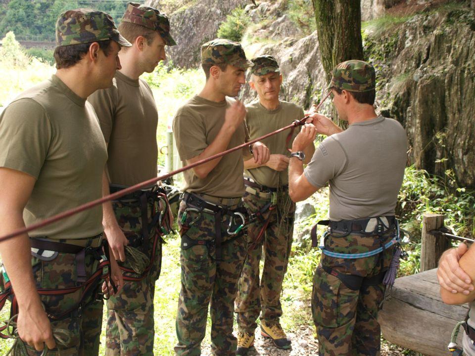 31 Schweizer Armee Kompetenzzentrum Sport und Prävention