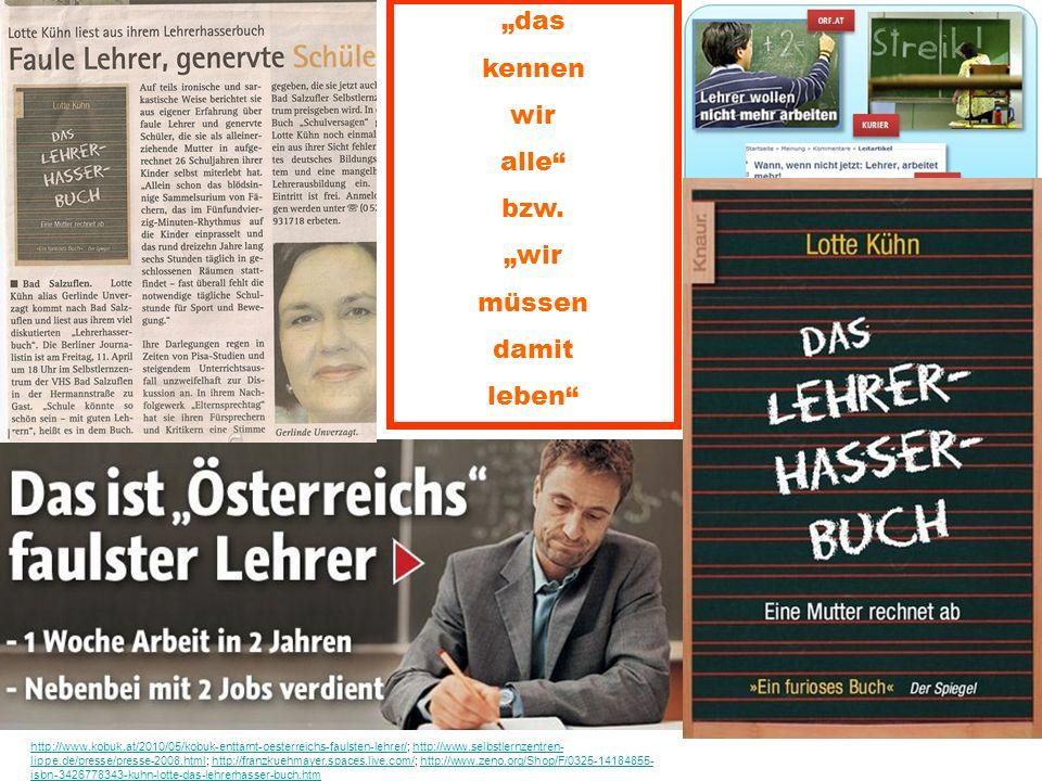 http://www.kobuk.at/2010/05/kobuk-enttarnt-oesterreichs-faulsten-lehrer/http://www.kobuk.at/2010/05/kobuk-enttarnt-oesterreichs-faulsten-lehrer/; http