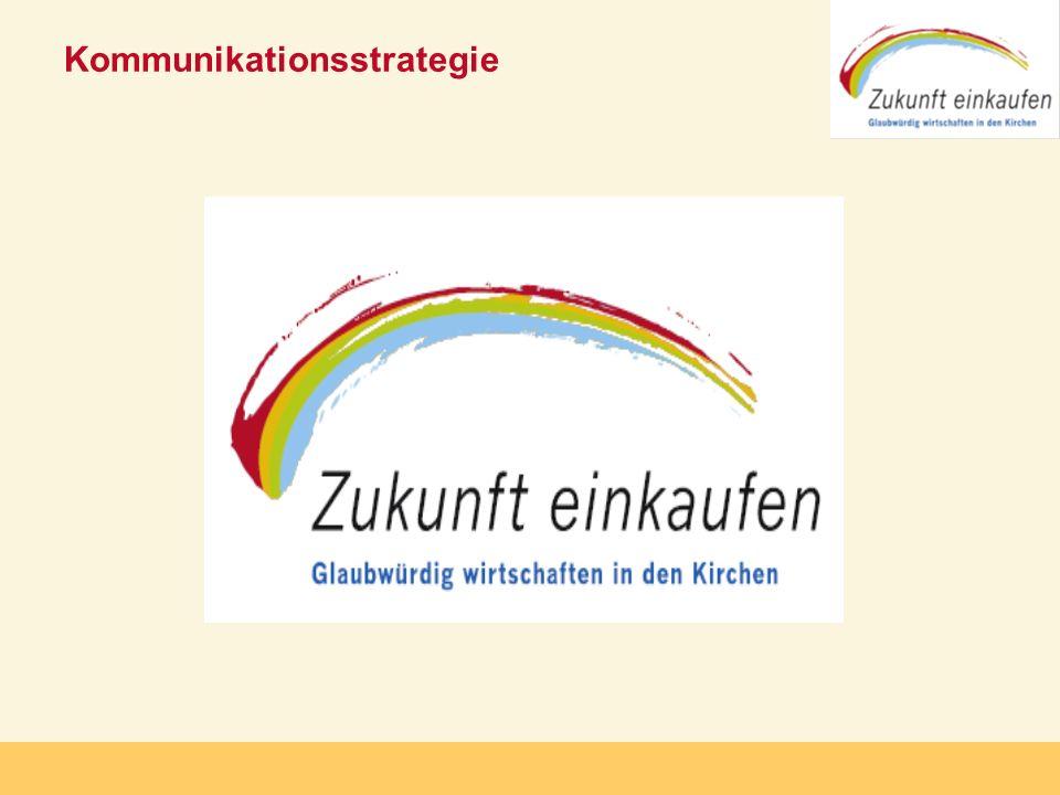 Copyright: Zukunft-Einkaufen 2006 Kommunikationsstrategie