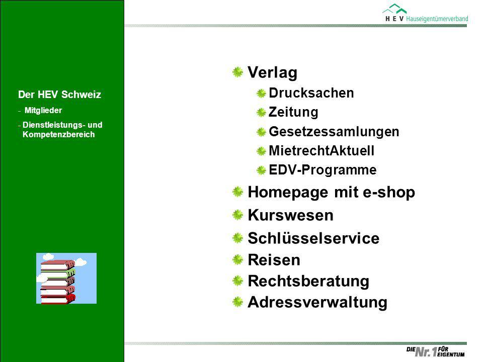 Verlag Drucksachen Zeitung Gesetzessamlungen MietrechtAktuell EDV-Programme Homepage mit e-shop Kurswesen Schlüsselservice Reisen Rechtsberatung Adres