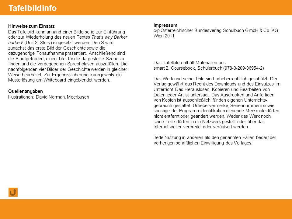 © Österreichischer Bundesverlag Schulbuch GmbH & Co. KG, Wien 2011 | www.oebv.at Hinweise zum Einsatz Das Tafelbild kann anhand einer Bilderserie zur