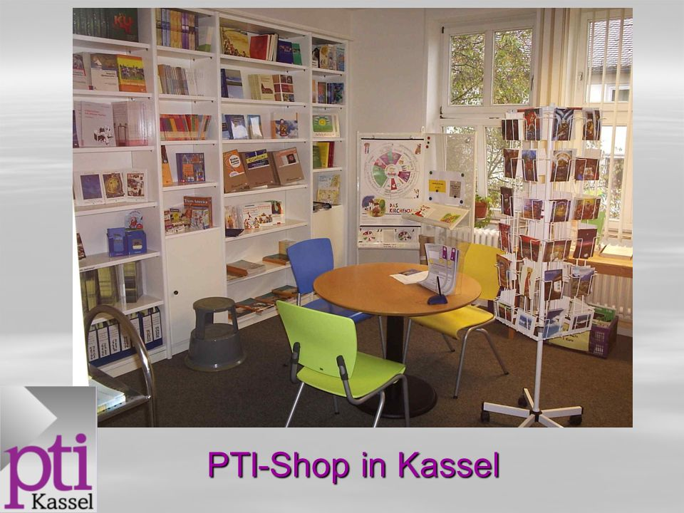 PTI-Shop in Kassel