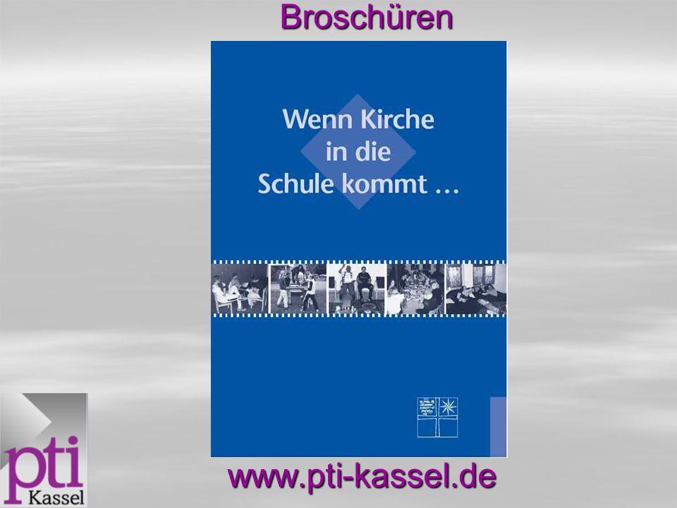 www.pti-kassel.de Broschüren Broschüren