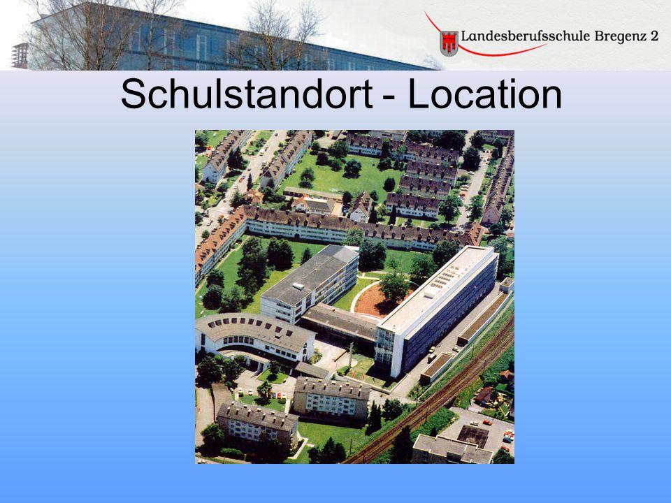 Schulstandort - Location